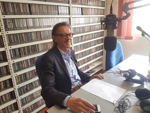 Albenga: il candidato sindaco Riccardo Tomatis si racconta a Radio Onda Ligure 101