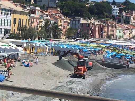 Prorogati i termini per gli interventi di ripascimento e messa in sicurezza delle spiagge liguri