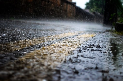 Mioglia, chiusa causa allagamenti la strada via Giaccheri - bivio località Montà