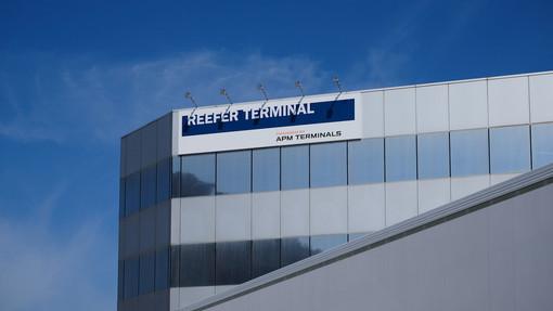 Apm Terminals, soddisfazione per la certificazione Bio per il Reefer Terminal