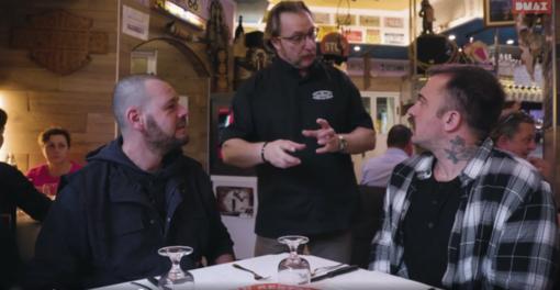 Camionisti in trattoria: il programma di Dmax con Chef Rubio sbarca in Liguria!