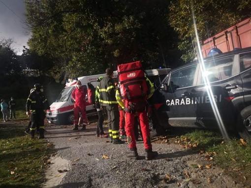 Ritrovato cadavere il fungaiolo 83enne disperso a Varazze (FOTO e VIDEO)