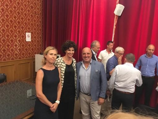 """Savona, si presenta il nuovo assessore Doriana Rodino: """"Una sfida stimolante, sono qui per lavorare"""""""