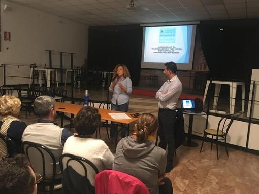 Vado, presentati ai cittadini gli interventi di riqualificazione urbana a Sant'Ermete