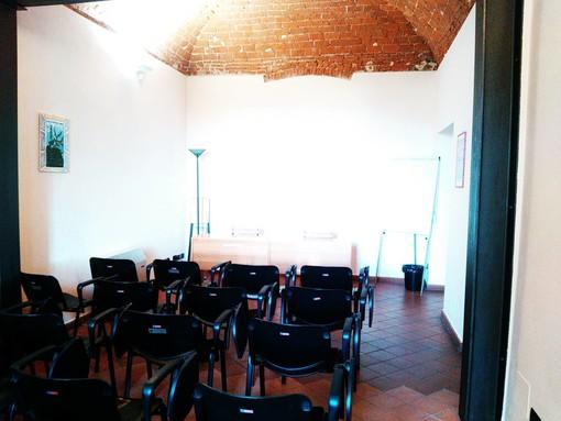 Nella foto: la sede di Borgio Verezzi