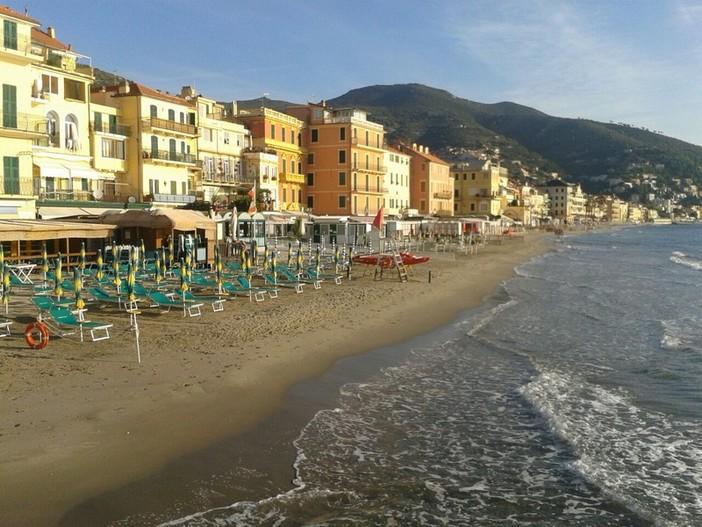 """Difesa del litorale di Alassio, Melgrati non ha dubbi: """"La città vuole il geotubo"""""""