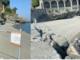 """Albisola, una raccolta firme per la riapertura della spiaggia di Capo Torre. M5S: """"Una commissione per avere delle risposte"""""""
