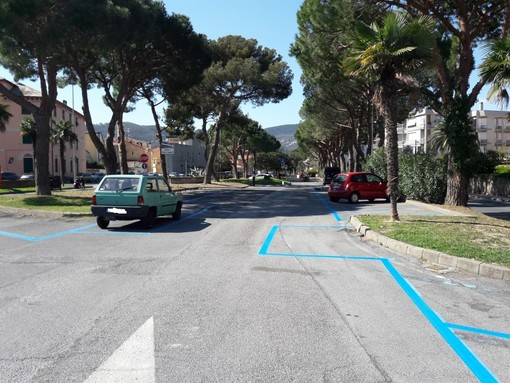 """Il Gruppo """"Spotorno Che Vorrei"""" attacca: """"Tutto il paese interdetto al parcheggio per il rifacimento della segnaletica orizzontale"""""""