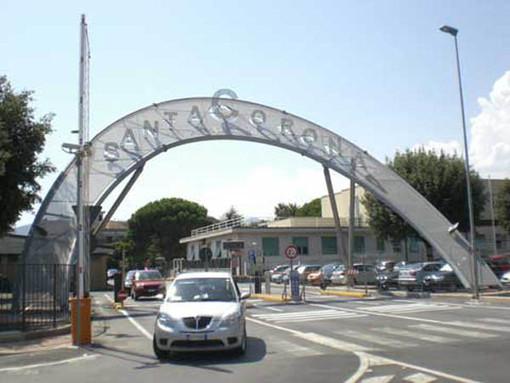 Incidente stradale a Borghetto: due feriti al Santa Corona