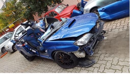 Drammatico incidente a Pietra Ligure: deceduto Alessandro Chiesa, aveva solo 21 anni