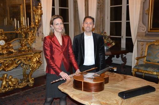 Albenga: il duo Schiaffino-Procopio a Palazzo Oddo