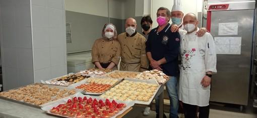 """""""Una torta per Janira"""": torna anche quest'anno la borsa di studio per ragazze meritevoli all'Istituto Alberghiero di Finale Ligure (VIDEOinterviste)"""