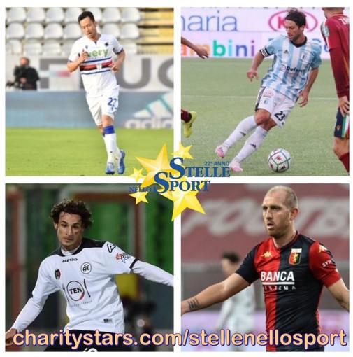 Stelle nello Sport: le maglie di Masiello, Yoshida, Vignali e Paolucci all'Asta per la Gigi Ghirotti onlus