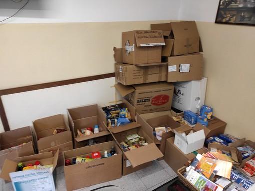 Villanova, 1200 chili di generi di prima necessità donati con la spesa sospesa