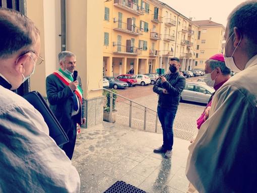 Don Meo Prato è il nuovo parroco della comunità di Cengio (FOTO)