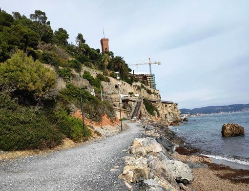 Danni mareggiata, a Ceriale 40 mila euro:  pronto l'intervento di restyling del litorale