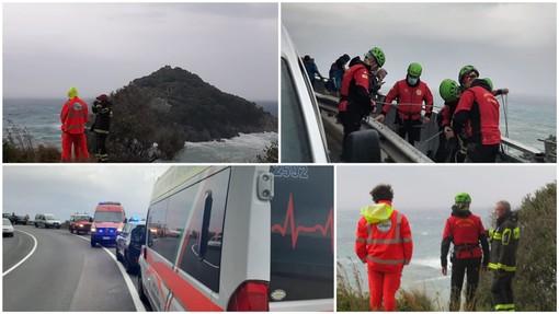 Bergeggi, allarme per una persona dispersa in mare: mobilitati i soccorsi