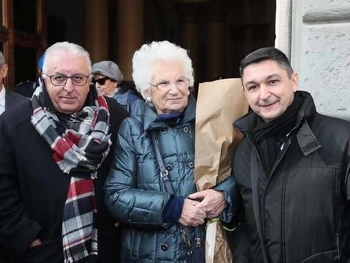 Villanova d'Albenga conferisce la cittadinanza onoraria al Milite Ignoto e a tutti gli Eroi e Caduti della pandemia