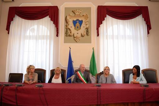 Alassio, presentato lo sportello antiviolenza 'Artemisia Gentileschi' (FOTO)