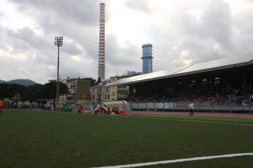 """Ammodernamento dello stadio """"Chittolina"""", il comune di Vado approva il progetto per le nuove torri faro"""