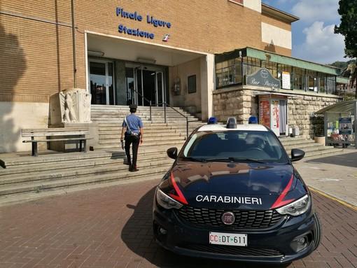 Finale Ligure, corriere della droga arrestato dai carabinieri