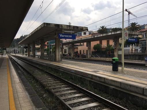 """Trasporti, stazione Varazze, assessore Berrino: """"Un treno ogni mezzora per Savona e Genova, restyling predisposto da RFI entro fine anno"""""""