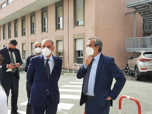 """Covid, Sottosegretario Costa: """"Da Stato-Regioni oltre 1 milione di euro per il personale sanitario della Liguria"""""""