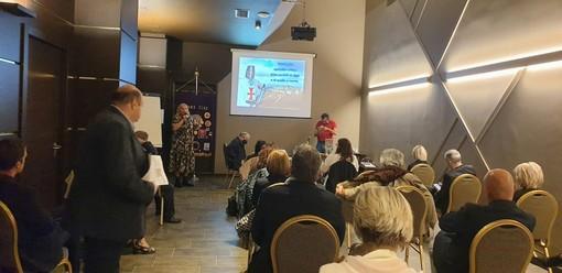 Lions Club Loano Doria, un successo la serata sui Templari