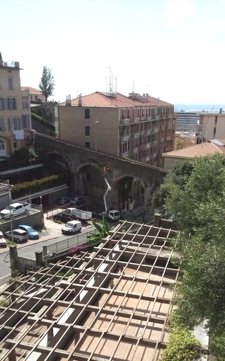 """Primi """"spiragli di rinascita"""" per la chiesa quattrocentesca di San Giacomo a Savona. Ma servono ancora ingenti capitali"""