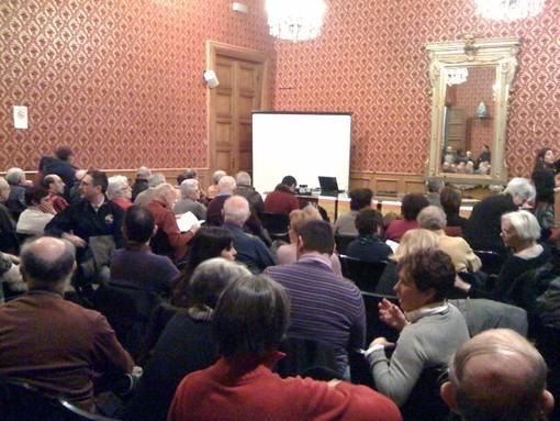 La Sala Rossa del Comune di Savona ospiterà l'evento