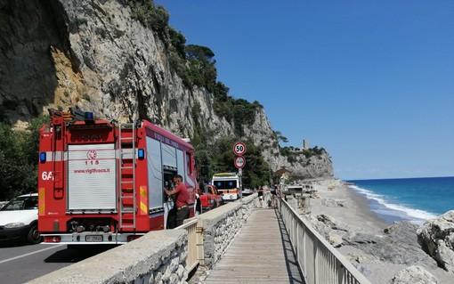 Deceduto uno dei due fratelli caduti in mare a Finale Ligure