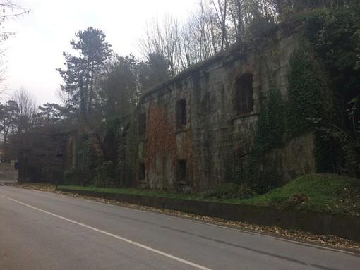 Pontinvrea, approvato il progetto definitivo per la riqualificazione parziale del Forte Scarato