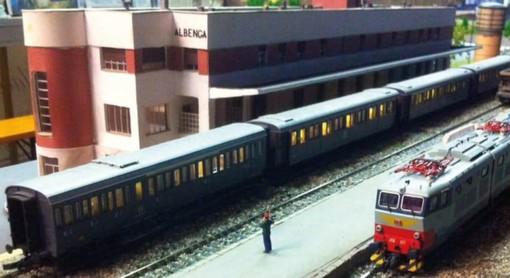 Albenga, dal 7 dicembre al 12 gennaio in esposizione il plastico che riproduce fedelmente la stazione ferroviaria