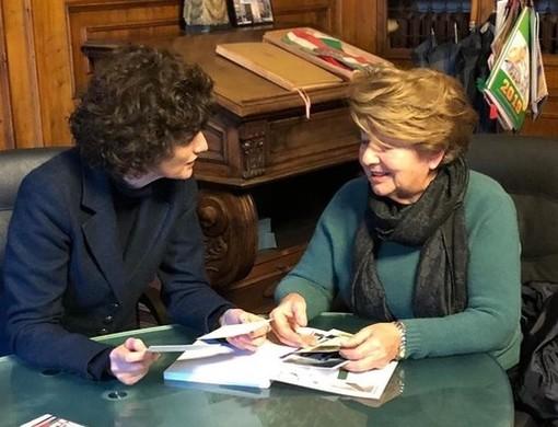 """Bombardamenti a Savona del 30 ottobre 1943, il sindaco incontra una sopravvissuta: """"Una targa per ricordare quel tragico evento"""""""