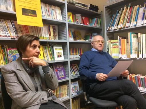 """In Biblioteca a Pietra Ligure cultura e socialità: """"il sogno in cantiere"""""""