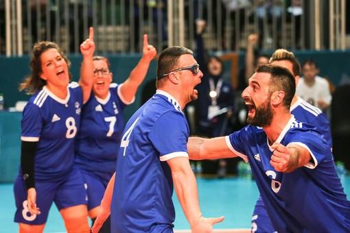 """Arriva l'argento per gli azzurri della pallavolo unificata alle """"Special Olympics"""""""