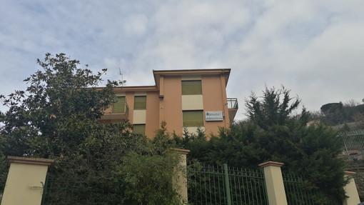 La sede della Polstrada a Finale Ligure