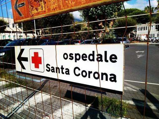 Santa Corona: ripresa l'attività ambulatoriale relativa ai prelievi per pazienti di età inferiore ai 18 mesi