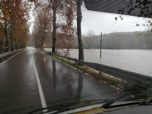 Maltempo, riaperta la statale tra Piana Crixia e Dego: era stata chiusa per l'esondazione del Bormida