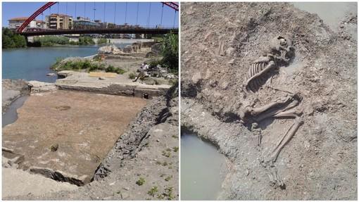 """Albenga, scavi nel sito archeologico di San Clemente: terminate indagini all'interno della """"natatio"""""""