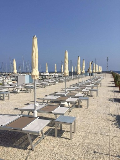 Andora, A.M.A. assume per la stagione estiva addetti e operai per i servizi balneari comunali e solarium