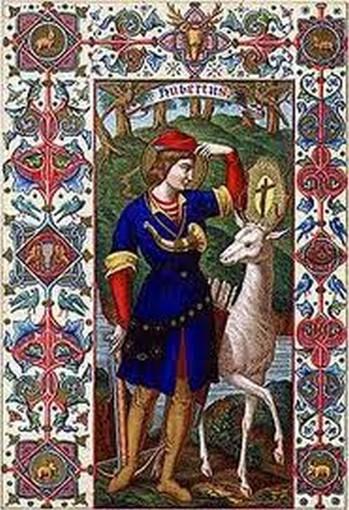 Albenga: la Santa Messa in onore di S. Uberto, protettore dei cacciatori sarà officiata nel pomeriggio