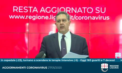 """Elezioni regionali, Toti: """"Il diritto di andare a votare rivive quando l'emergenza è finita, assurdo e osceno il balletto sulle date di settembre"""" (VIDEO)"""
