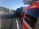 Code chilometriche sull'A10 nei pressi di Arenzano per il ribaltamento di un mezzo pesante