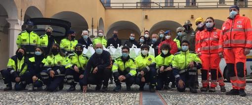 Albenga, continua la raccolta dei beni di prima necessità per il servizio di spesa a domicilio