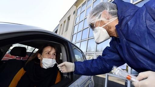 Coronavirus: 80 nuovi casi nel savonese, dove si registrano 5 decessi