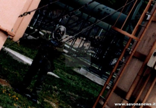 """Si riaccende il mistero delle basi militari americane nel savonese, Claudio Arena: """"I militari avevano tute anti radiazioni, ma perché?"""" (FOTO)"""