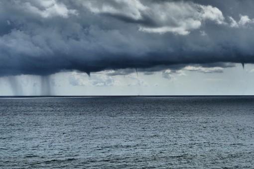 In arrivo forti temporali tra Liguria e Piemonte: tra Albenga e Varazze previsti i fenomeni più intensi