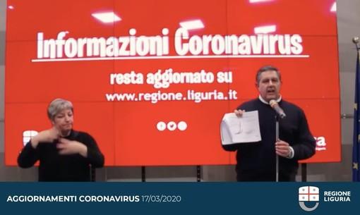Coronavirus, salgono a 8 i decessi in Liguria: la Regione si prepara all'aumento dei contagi