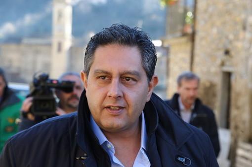 """Maltempo, presidente Toti a sindaci del savonese: """"Agire subito con somme urgenze"""""""